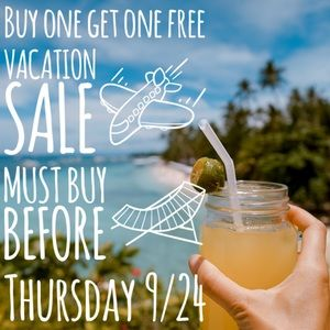 Buy One Get One Free Vacation Sale